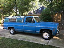 1975 Chevrolet C/K Truck Scottsdale for sale 101010335