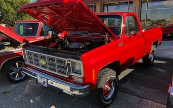 1975 Chevrolet C/K Truck for sale 101052952