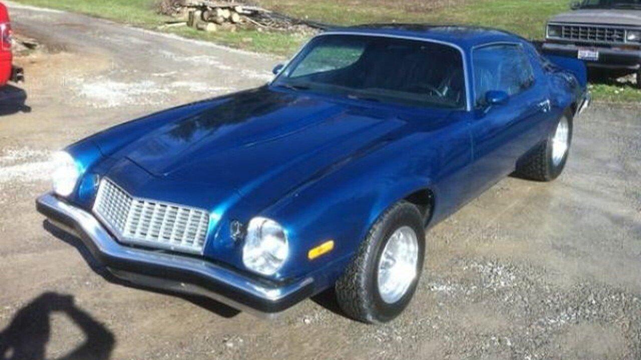 1975 Chevrolet Camaro for sale near Cadillac, Michigan 49601 ...