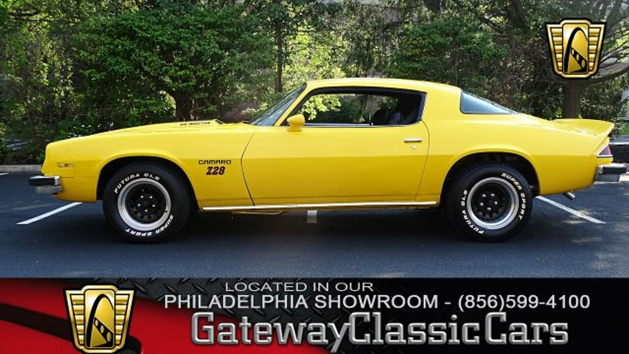 1975 Chevrolet Camaro for sale 100920027