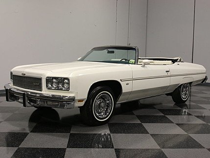 1975 Chevrolet Caprice for sale 100760405