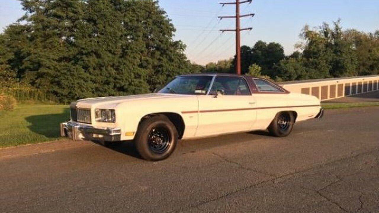 1975 Chevrolet Caprice for sale 100905805