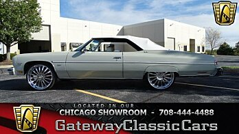 1975 Chevrolet Caprice for sale 100920243
