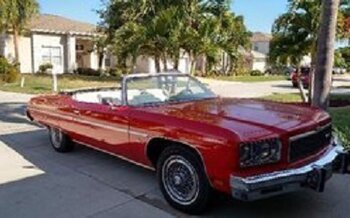 1975 Chevrolet Caprice Classic Coupe for sale 100927739
