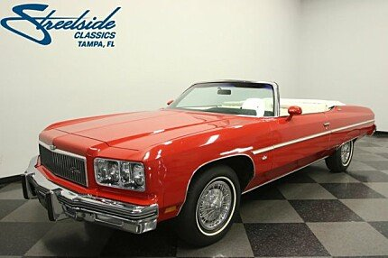1975 Chevrolet Caprice for sale 100978346