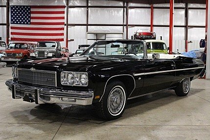 1975 Chevrolet Caprice for sale 100979315