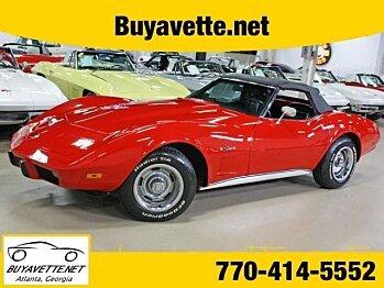 1975 Chevrolet Corvette for sale 100821518