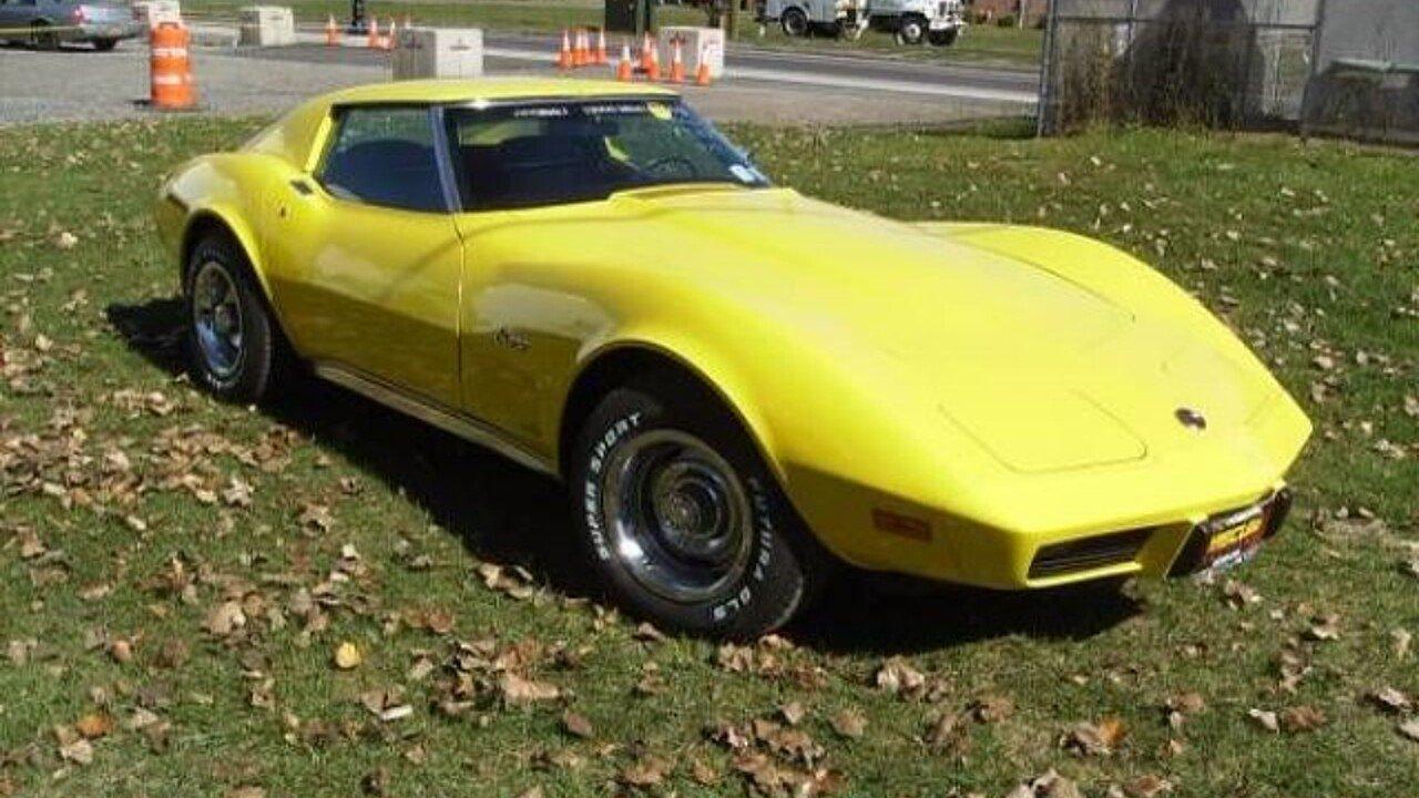 1975 Chevrolet Corvette for sale near Cadillac, Michigan 49601 ...