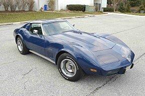 1975 Chevrolet Corvette Coupe for sale 100812290