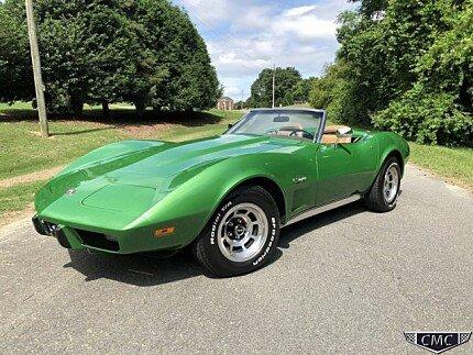 1975 Chevrolet Corvette for sale 100991503