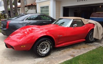 1975 Chevrolet Corvette Convertible for sale 101028694