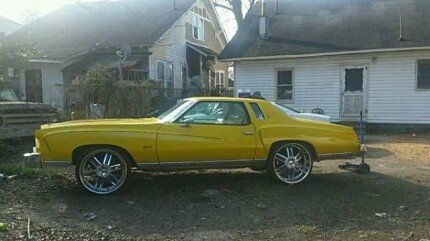 1975 Chevrolet Monte Carlo for sale 100829602