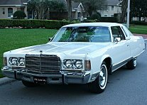 1975 Chrysler New Yorker for sale 100750244