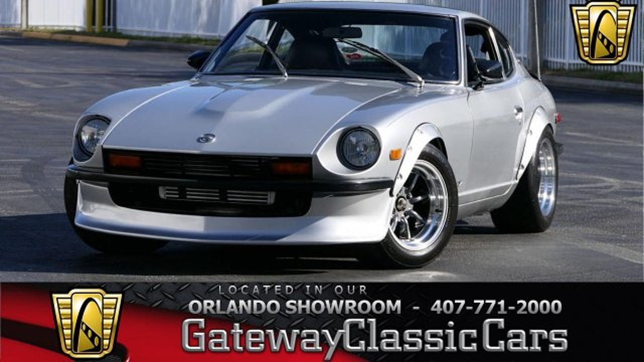 1975 Datsun 280Z for sale 100980586
