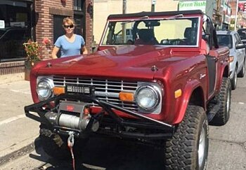 1975 Ford Bronco for sale 100896394