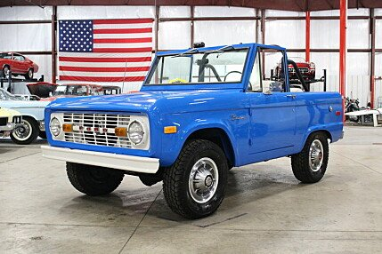 1975 Ford Bronco for sale 100990331