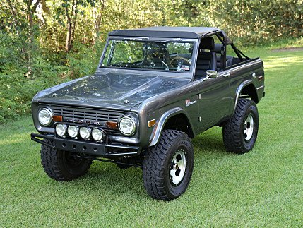 1975 Ford Bronco for sale 101004554