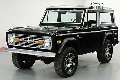 1975 Ford Bronco for sale 101049919
