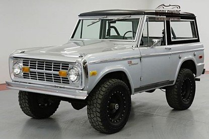 1975 Ford Bronco for sale 101055808