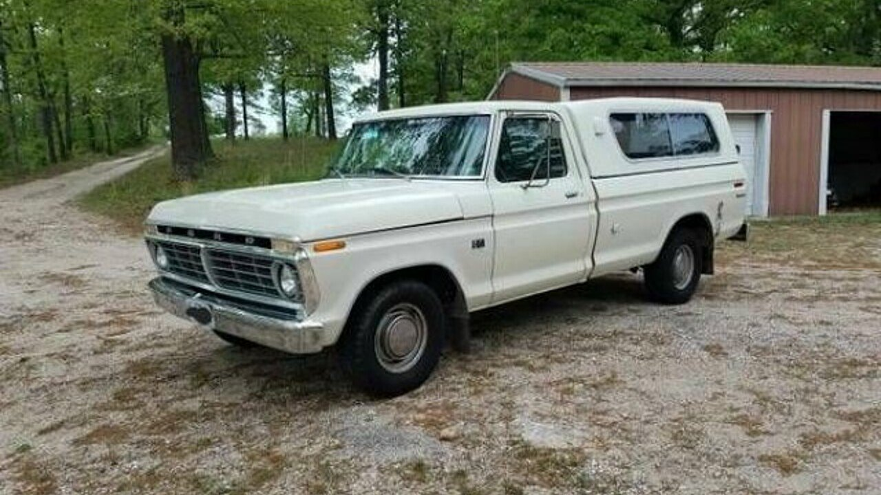 1975 Ford F150 for sale 100990128