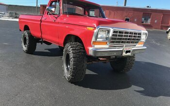 1975 Ford F250 4x4 Regular Cab for sale 101029652