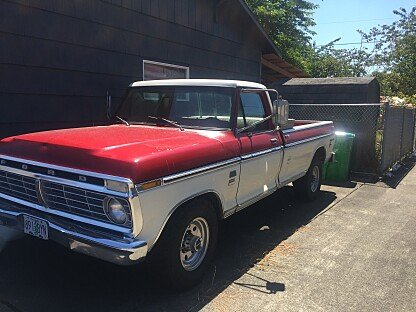 1975 Ford F350 for sale 100778847