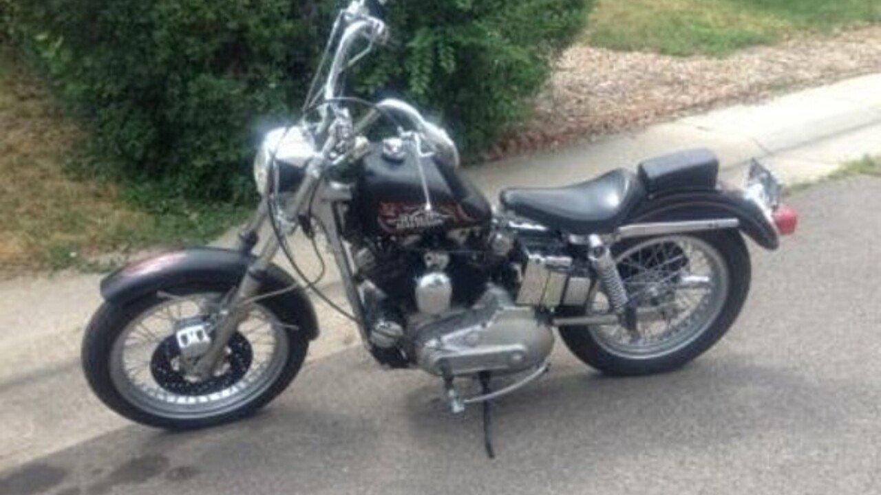 1975 Harley-Davidson Sportster for sale 200454120