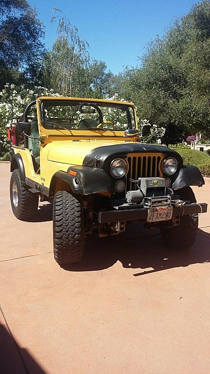 1975 Jeep CJ-5 for sale 100775139