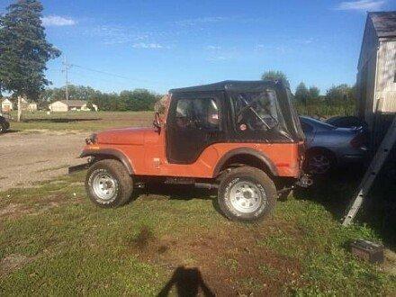 1975 Jeep CJ-5 for sale 100829606