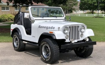 1975 Jeep CJ-5 for sale 101002974