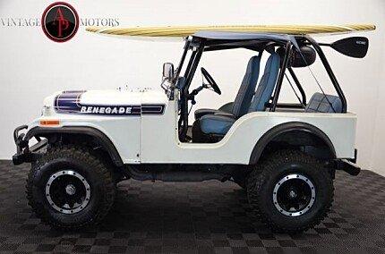 1975 Jeep CJ-5 for sale 101011481