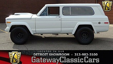 1975 Jeep Cherokee for sale 100977217