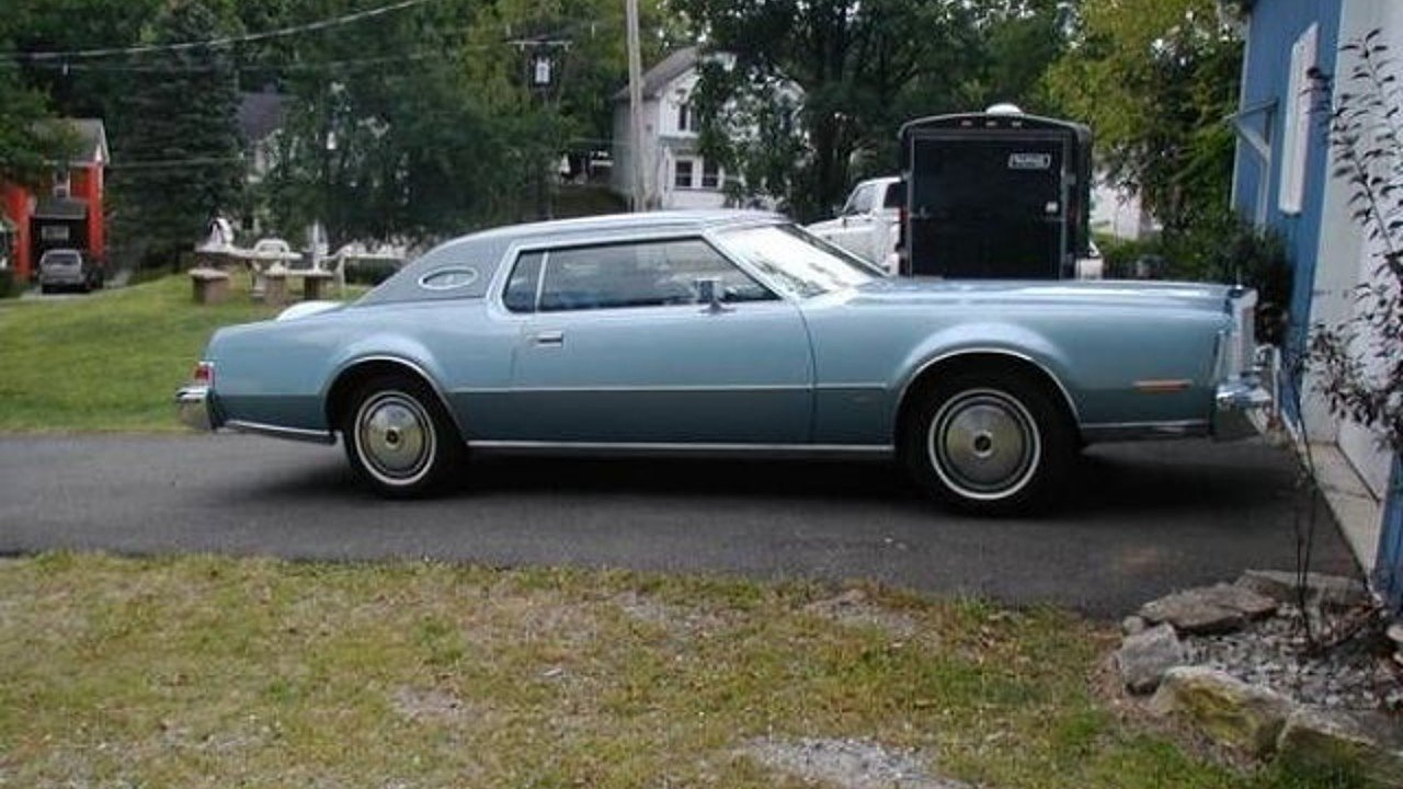 1975 Lincoln Mark IV for sale 100894919