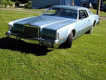 1975 Lincoln Mark IV for sale 100904345