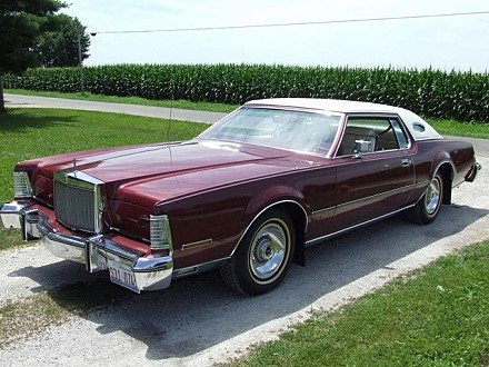 1975 Lincoln Mark IV for sale 100805937