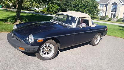 1975 MG MGB for sale 100915157