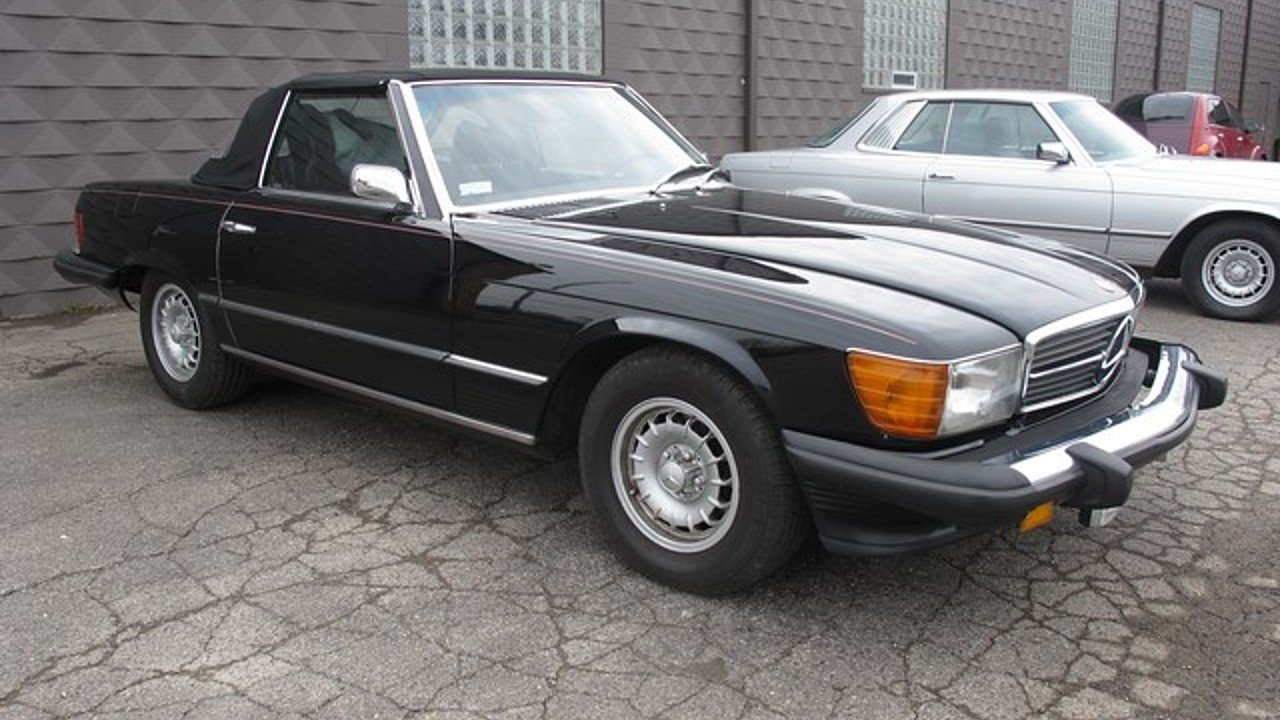 1975 Mercedes-Benz 450SL for sale 100987922