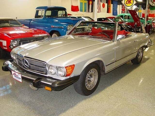 1975 Mercedes Benz 450SL For Sale 101012042