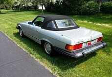 1975 Mercedes-Benz 450SL for sale 100791986