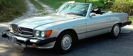 1975 Mercedes-Benz 450SL for sale 100829473