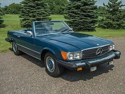 1975 Mercedes-Benz 450SL for sale 100912136