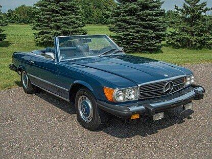 1975 Mercedes-Benz 450SL for sale 100916979