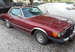 1975 Mercedes-Benz 450SL for sale 101028062