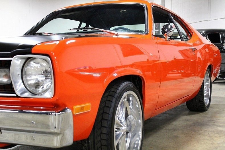 1975 Plymouth Duster Classic Trucks Car 100910107 9c998353fa57a7087f835b39565bb871?w=1280&h=720&r=thumbnail&s=1 1975 plymouth duster for sale near grand rapids, michigan 49512 plymouth duster wiring harness at edmiracle.co