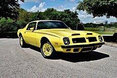 1975 Pontiac Firebird for sale 100781096