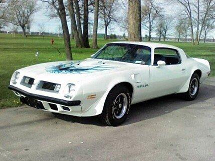1975 Pontiac Firebird for sale 100829336