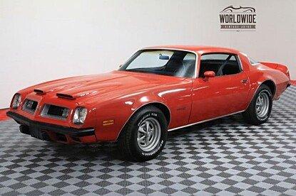 1975 Pontiac Firebird for sale 100884815