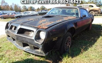 1975 Pontiac Trans Am for sale 100742811