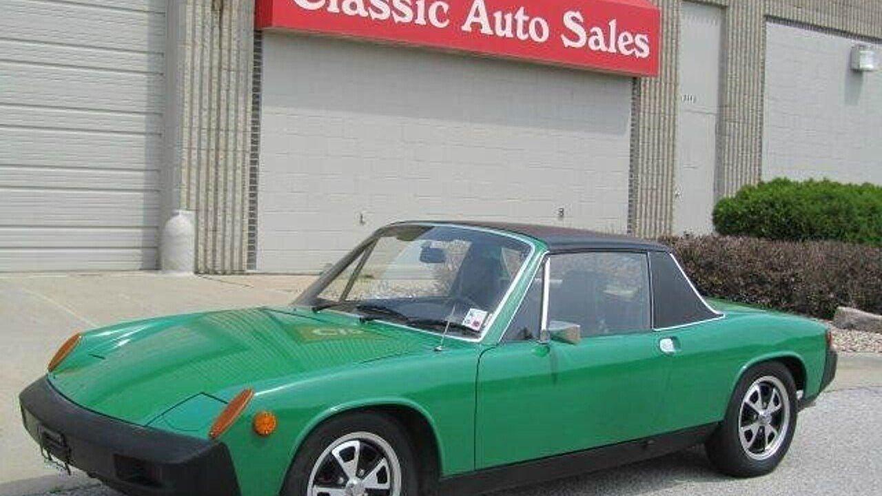 1975 Porsche 914 for sale near Omaha, Nebraska 68164 - Classics on ...