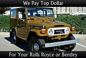1975 Toyota Land Cruiser for sale 100862169